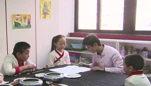 东方童儿童画课程培训班