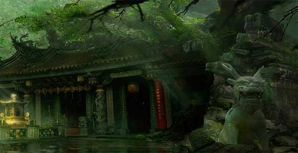 上海河马动画学院—影视特效专业课程(9个月课程)