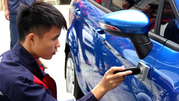 印象汽修—汽车中级美容技师