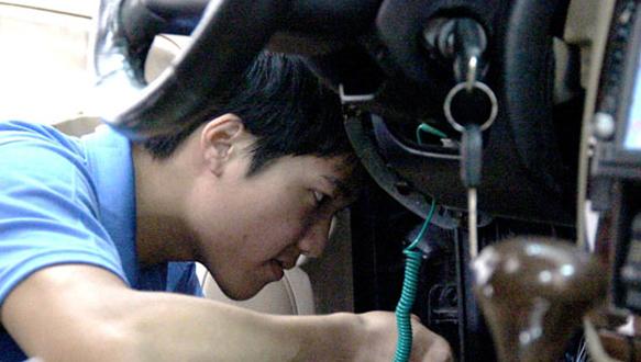 印象汽修—汽车初级维修工