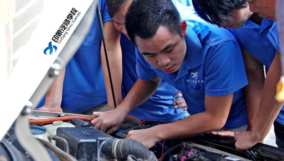 印象汽修—汽车全能维修高级技师