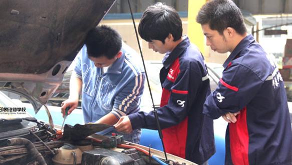 印象汽修—汽车高级维修与运营技师