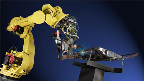 2017工業機器人應用工程師(編程方向)招生簡章