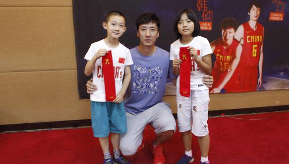 小飛人—青少年籃球陽光營(上海)