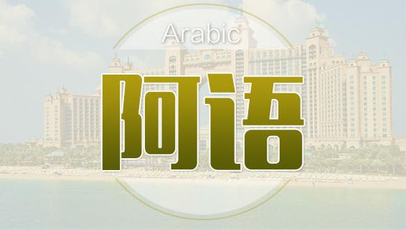 苏州阿拉伯语精品班