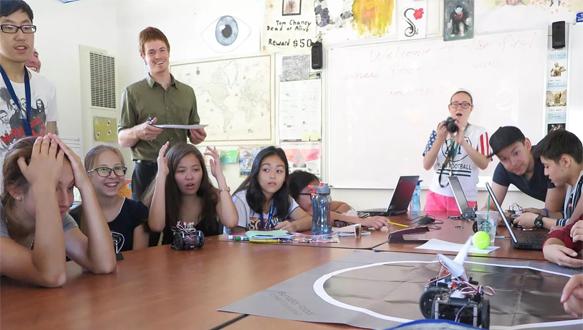 北京电视台—BTV少年传媒学院国际班