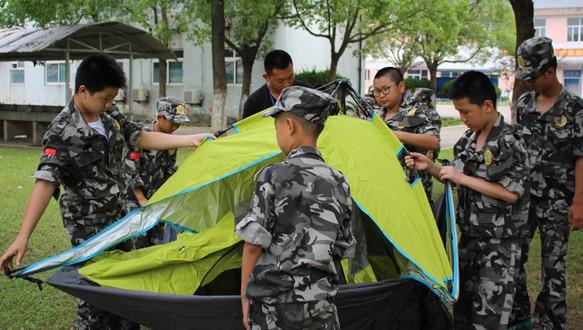 中国青少年军事训练营—7天军事体验营(上海)