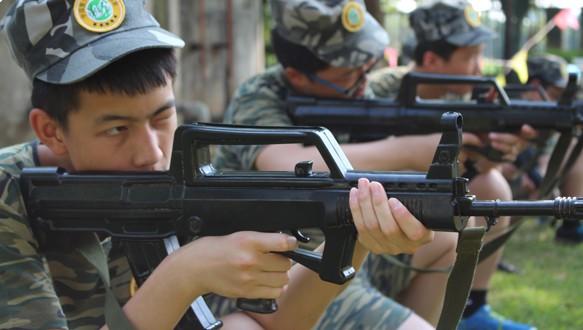 """中国青少年军事训练营—""""猎豹""""野战军生存营(上海)"""