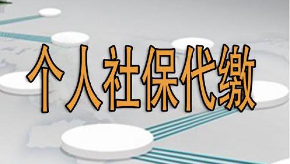 代缴苏州园区社保乙类【880元/月】