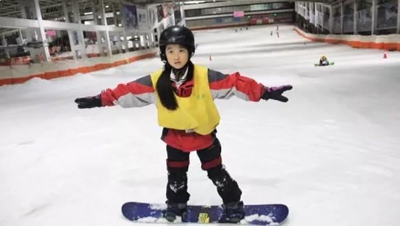 喬波滑雪夏令營—單板班