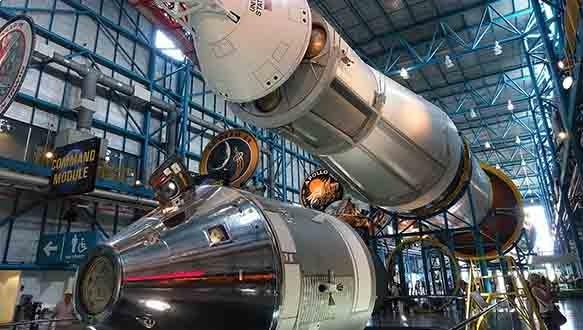 【美國】奧蘭多NASA│瑞思寒假特色營