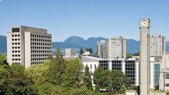 中央财经大学TUFC加拿大英属哥伦比亚大学定向班2021年招生简章