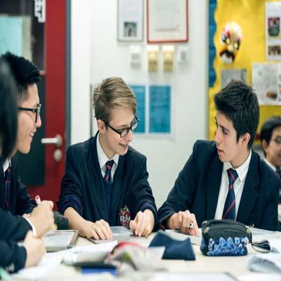 北京德威英國國際學校初中IGCSE課程