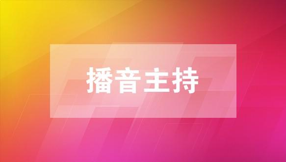 BTV艺考—播音主持专业课程