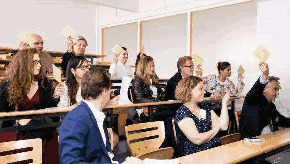法国高等科学技术与经济商业学院工商管理博士(DBA)智能制造方向课程研修班