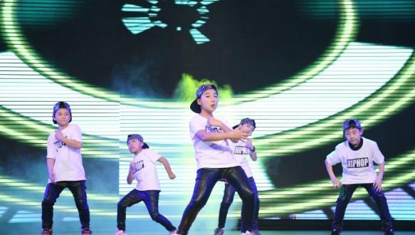 少兒街舞韓舞入門課程