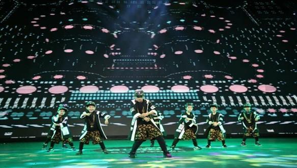 中學生hiphop街舞基礎課程