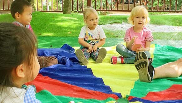 英倫威廉王子公學-國際幼兒園