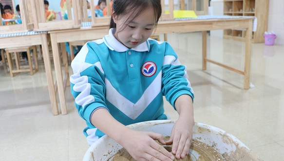 盛華碧桂園中英文學校初中部