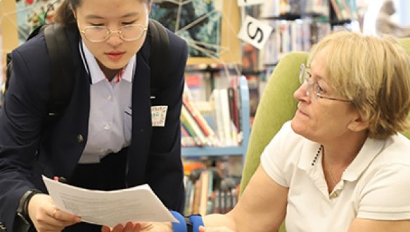 天津六力美國高中課程