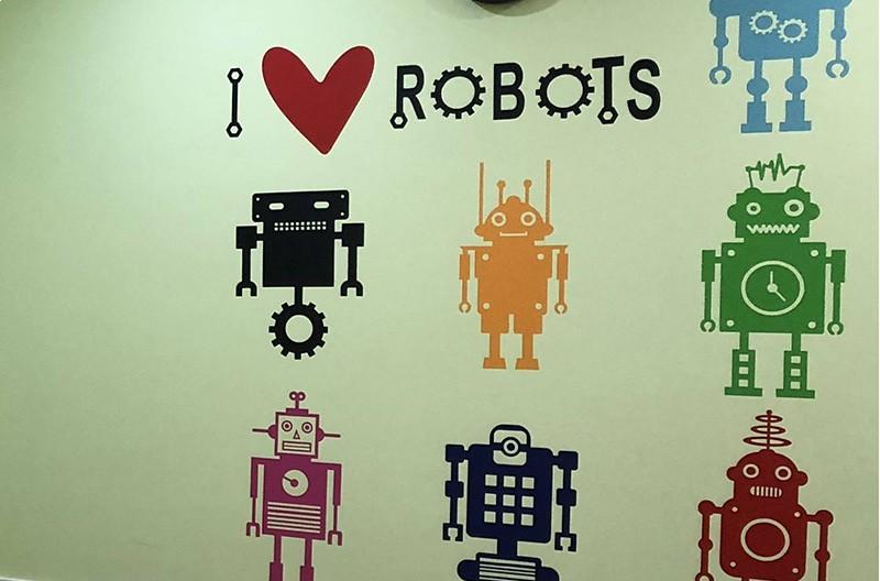 乐博乐博机器人大赛