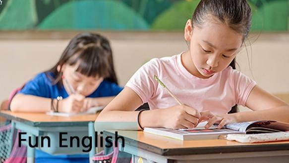 上海昂立外语—哈佛趣学