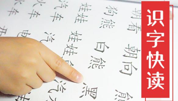 上海昂立—識字快讀