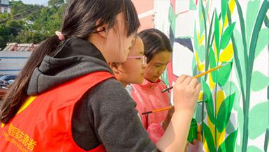 我們在盛華碧桂園中英文學校