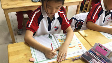 我們在碧桂園學校