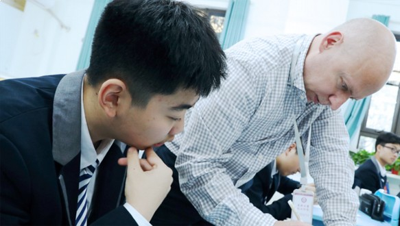 启东启迪外国语学校初中招生简章