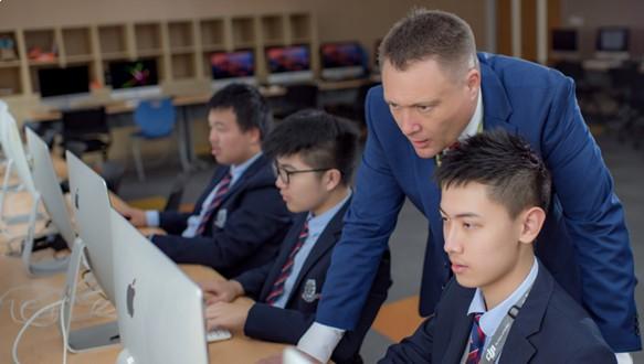 北京赫德雙語學校初中課程