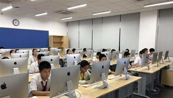 北京明誠外國語學校-黃石學院(高中)