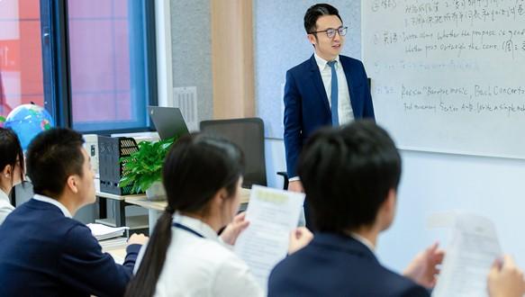 青岛新东方双语中学课程