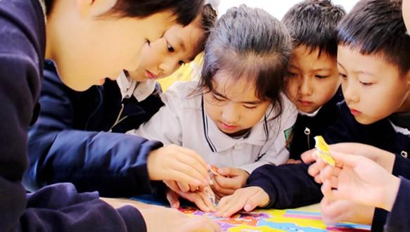 青岛万达赫德双语学校一小学双语课程