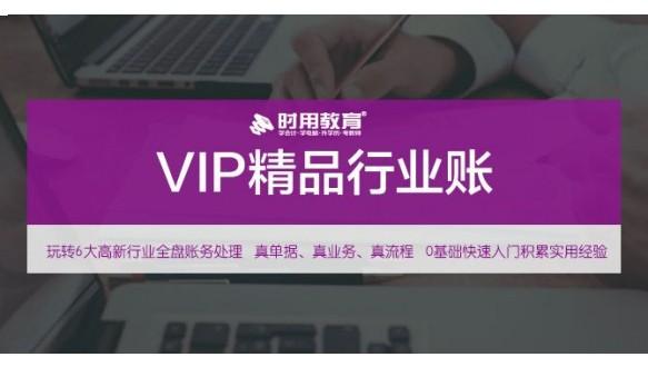 VIP精品行业账