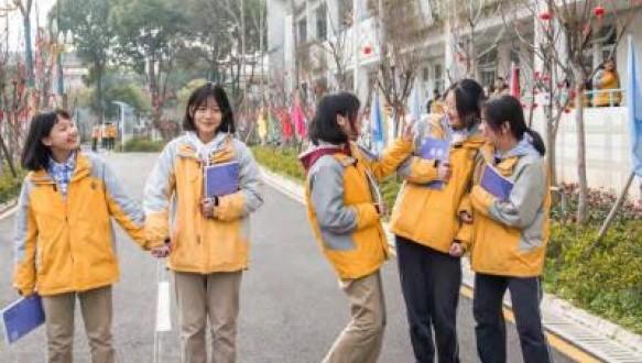 南京师范大学附属实验学校中新项目