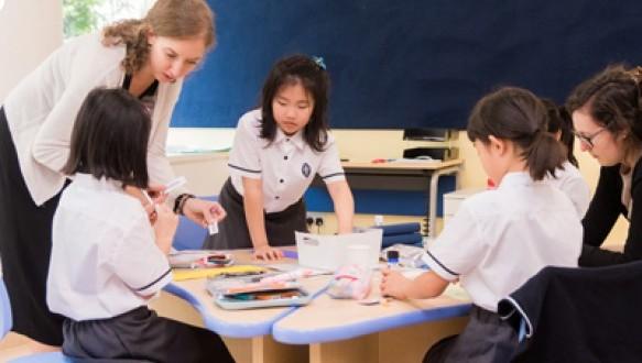 杭州威雅学校小学课程