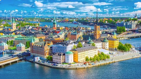 中欧基尔瑞典留学