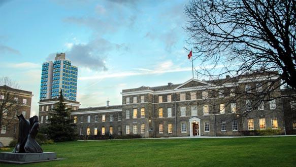 上海外国语大学英国兰卡斯特大学预科